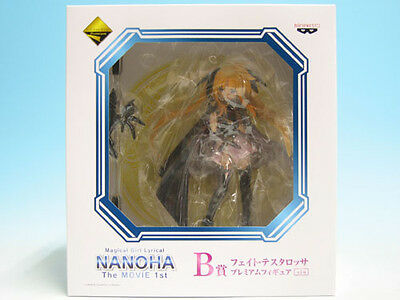 japan import What lottery premium Magical Girl Lyrical Nanoha The most B award Fate Testarossa all one