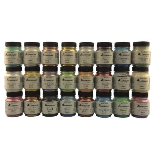 Purple RM Alumidust Alumilite 1-15 Gram Jar of Lt