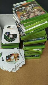 Assorted-Xbox-360-Games