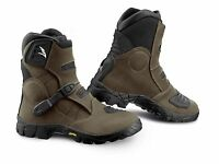 Falco Volt 2 Adv Brown Waterproof Motorcycle Boot