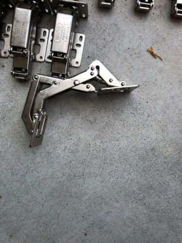 Porte Porte TUR européenne Nickel Dissimulé Charnière de porte