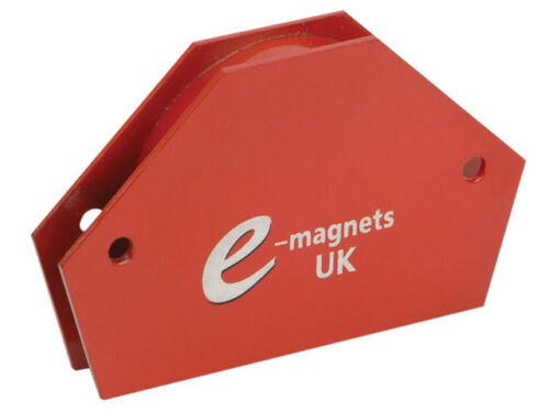 E-Aimants MAG951 951 Weld Clamp Magnet 100 x 65 x 12 mm