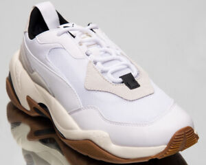 Details about Puma Thunder Fashion 2.0 Mens White Low Casual Lifestyle  Sneakers 370376-01