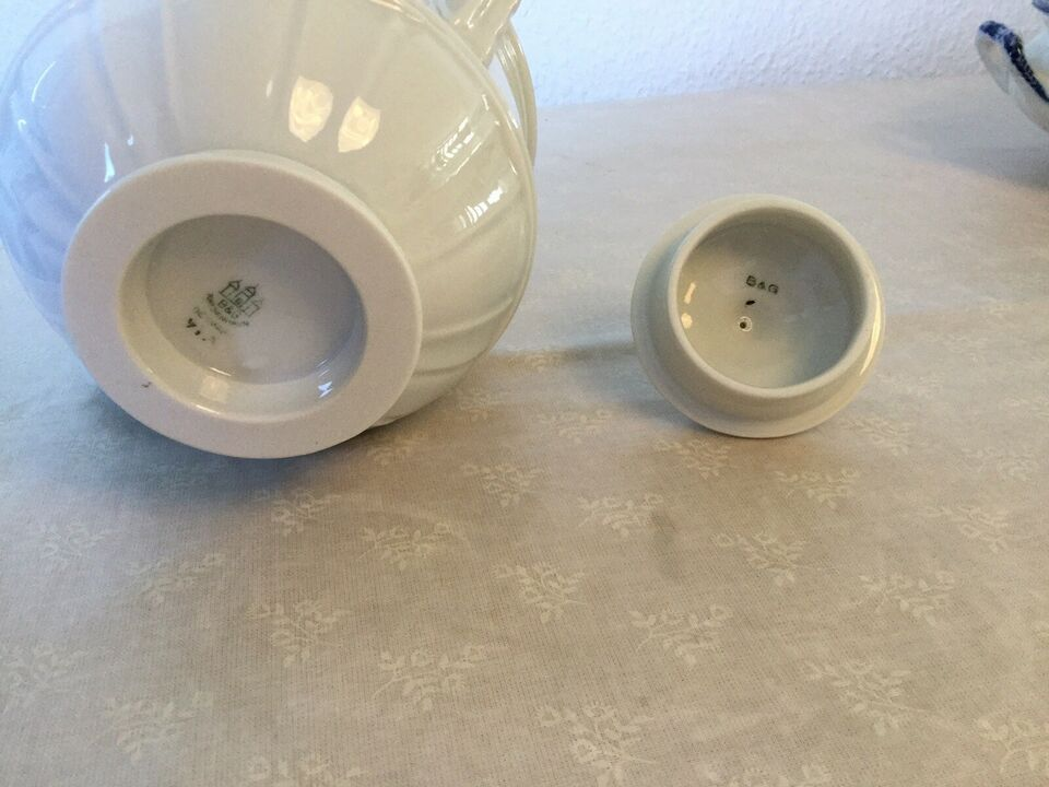Porcelæn, Kaffekande, B&G