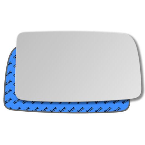 Rechts Beifahrerseite Spiegelglas Außenspiegel für Mitsubishi Lancer 2000-2007