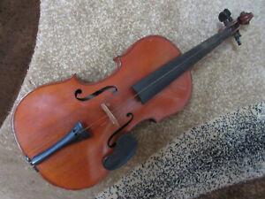 Antique Salvatore de Dorro Violin Strad Copy imported by B&J N.Y.