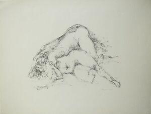 Fritz-Cremer-Liebespaar-Lithographie-1973