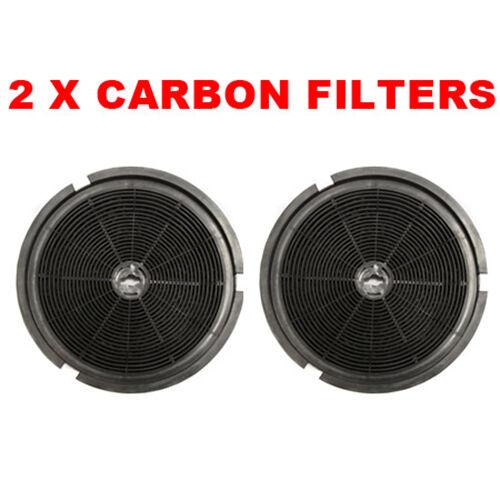 2 x arcfd carbon rangehood filters