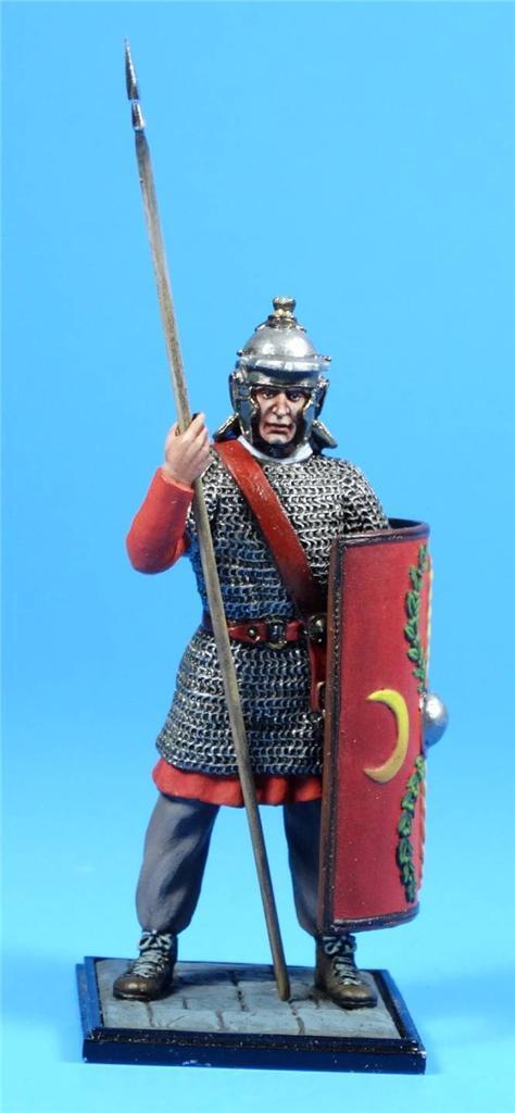Lead Army - 5163A - Roman Legionary, 220 AD - Russian Made Connoisseur