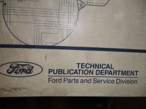 research.unir.net Motors Other Car Manuals 1992 Ford RANGER ...