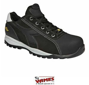 SCARPA ANTINFORTUNISTICA DIADORA GLOVE TECH LOW PRO S3 SRA HRO ESD 701173528