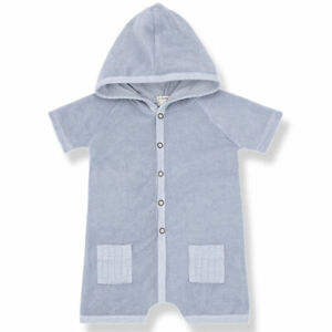UVP 47,50€ 1 Neu in the family Frotteeoverall FLYNN light blue