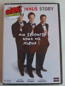 DVD-ZE-INCONNUS-STORY-AU-SECOURS-TOUT-VA-MIEUX-NEUF
