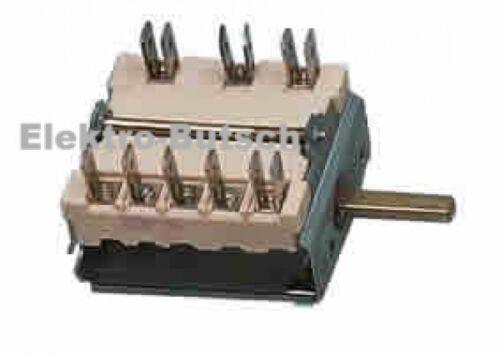 buw4-41109 7-Clock PIASTRE interruttore con steckzu