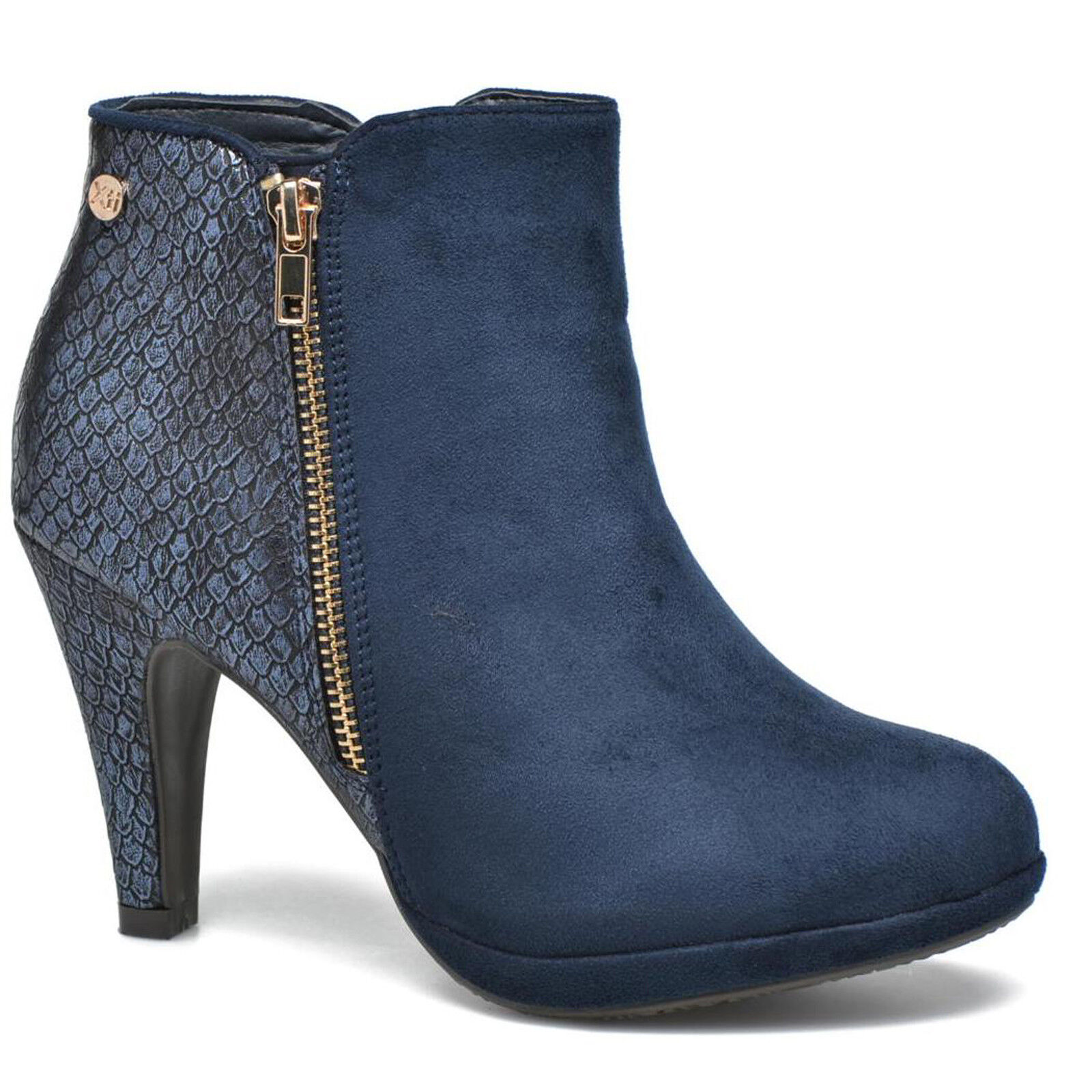disponibile ☼ELEN☼ Bottines à talon - Xti - Ref  0843 0843 0843  prezzo ragionevole