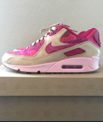 Nike Airmax x Liberty London Pink Floral Womens 8