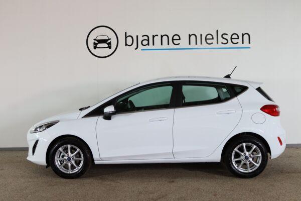 Ford Fiesta 1,0 EcoBoost mHEV Titanium - billede 1