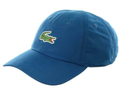 New Lacoste Men/'s Premium Classic Croc Logo Sport Polyester Adjustable Hat Cap