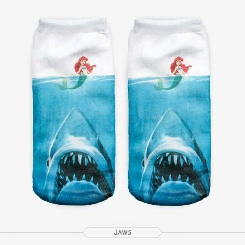 Socks 3D celebrity novelty Trainer Unisex Bieber Leo Joker Beyonce Harry Styles