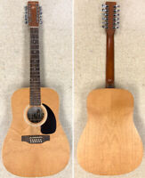 Art & Lutherie 12 string acoustic guitar w/ hard case $399 Mississauga / Peel Region Toronto (GTA) Preview