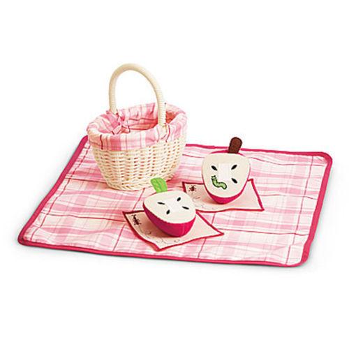 American-Girl Bitty Baby Bitty Twins Picnic Basket Set BNIB  A Must Have !!!!!!