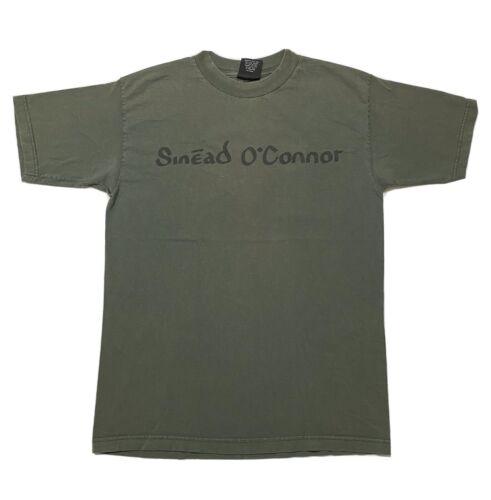 Vintage 1998 Sinead O'Connor Tour Shirt Size Mediu