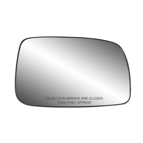 For Replacement Side Rear View Mirror Glass Right Passenger Side TO1325104