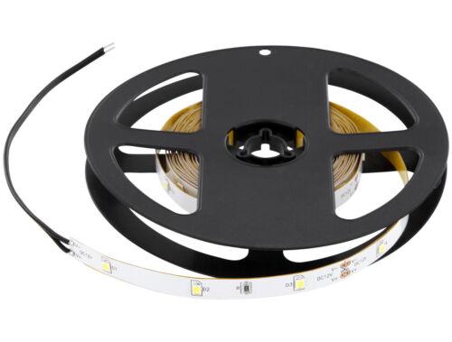4,98 EUR//m Premium LED Stripe Lichtband 5m 12V dimmbar 20W 3000lm MADE IN EU