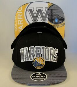 90142743ed996d Image is loading Golden-State-Warriors-NBA-Adidas-Snapback-Hat-Cap-
