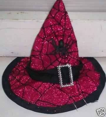 Cappello Strega Bambini Halloween Per Cancellare Il Fastidio E Per Estinguere La Sete