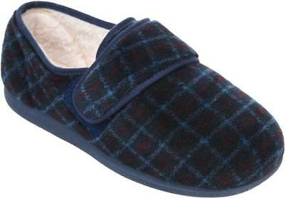 Men's Shoes Responsible Cosyfeet Extra Roomy Rudolph Hombre Pantuflas 4 Colores 3h Ajuste Gb Tallas With The Most Up-To-Date Equipment And Techniques