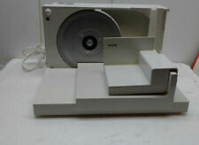 Krups Type 371 Fold Up Electric Lunch Meat Cheese Food Slicer Deli Style White