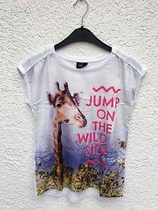 T-Shirt Giraffe Gr. 146/152 - Badra, Deutschland - T-Shirt Giraffe Gr. 146/152 - Badra, Deutschland