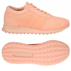 Details zu Adidas Original Los Angeles Junior Turnschuhe Pink Damen Kinder Mädchen Sommer