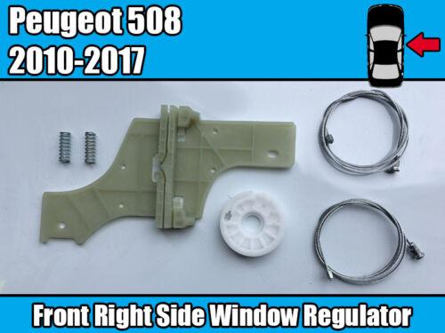 Peugeot 508 Saloon Window Regulator Winder Repair Kit Front Right side door