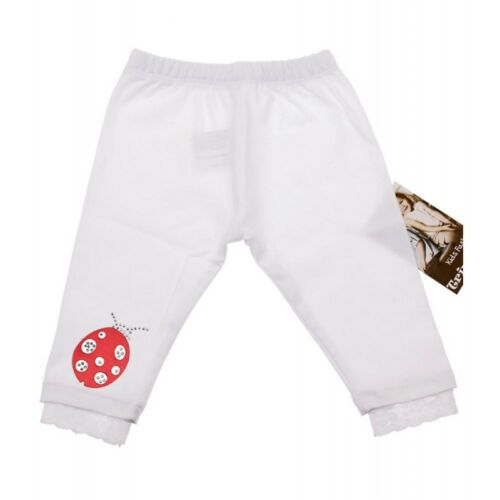 Ladybird age 1 years up to 4 years Girls Summer Cotton Leggings//trousers