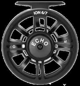 Echo Ion Fly Reel - 4/5 Poids-neuf Avec Garantie!-afficher Le Titre D'origine