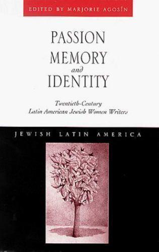 Passion Memory Identity (1999)