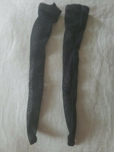 """princess diana 16/""""doll black stockings from glamour doll"""
