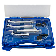 Fit Nsk Style Dental Low Amp High Speed Handpiece Kit Push Button 2 Hole Box Usa