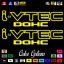 """thumbnail 22 - (2)x i-VTEC DOHC ivtec 11"""" emblem Vinyl Sticker Honda Civic Decal JDM drift 006"""