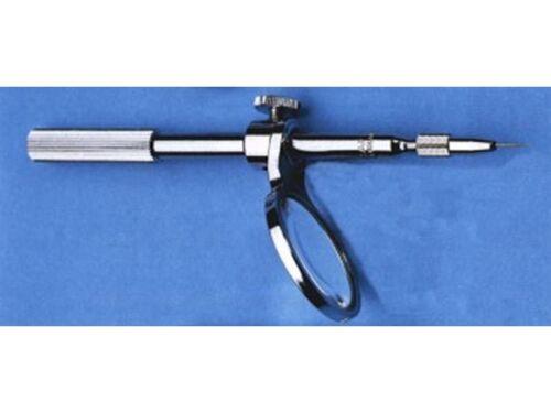 Haff Fall-Nullenzirkel Kopierhalter Lupe mit 4 facher Vergrößerung