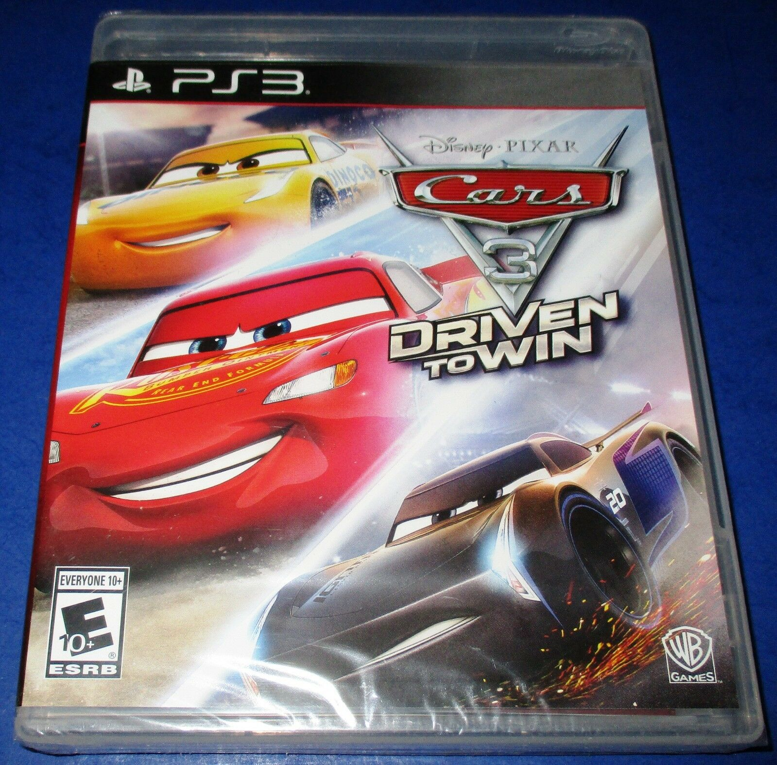 Cars 3 Driven To Win Playstation 3 Brand New Free Shipping 883929589043 Ebay
