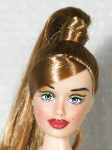 Fashion Doll HEAD 103 BRUNETTE fits CANDI 16 GENE ALEX