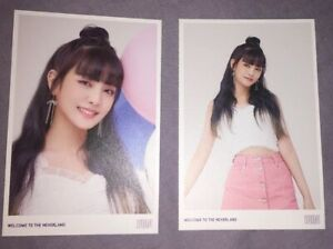 G-I-DLE-Welcome-To-Neverland-Minnie-Postcards