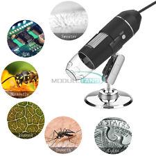 10001600x Microscope Digital Wifi Zoom Handheld 5mp Camera 8led Light Magnifier