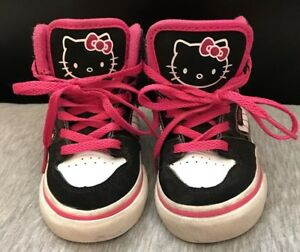 af63b990b94727 Image is loading Hello-Kitty-Toddler-Vans-Size-6