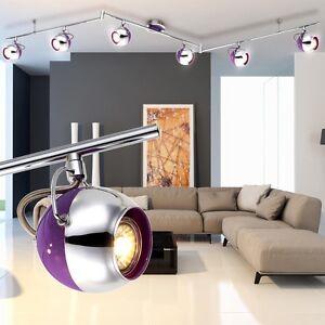 Decoratif-plafonnier-LED-mobile-Sommeil-Clients-Lampe-De-Chambre-Chrome-rond