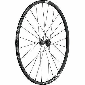 DT Swiss PR 1400 DICUT disc brake wheel, clincher 21 x 18 mm, front graphite