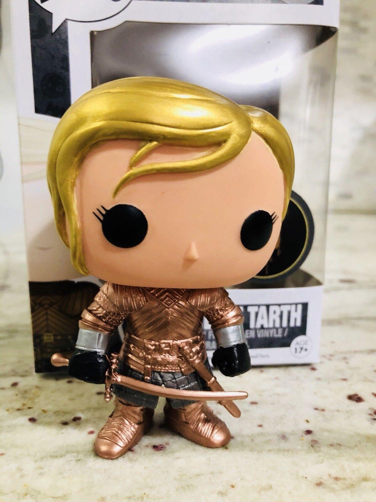 Funko Pop Game of Thrones™ Brienne of Tarth Vinyl Figure Item #4017